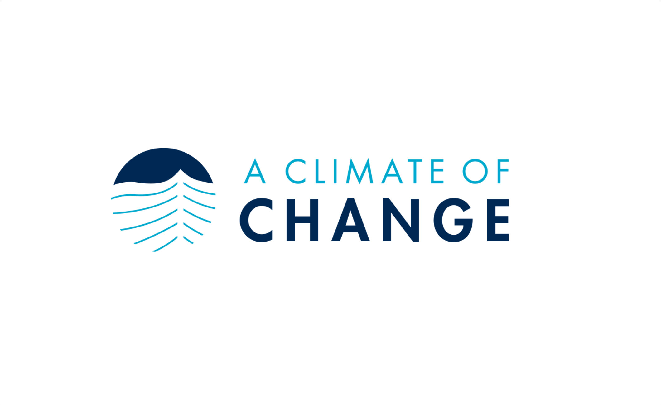 Climate of Change Logo