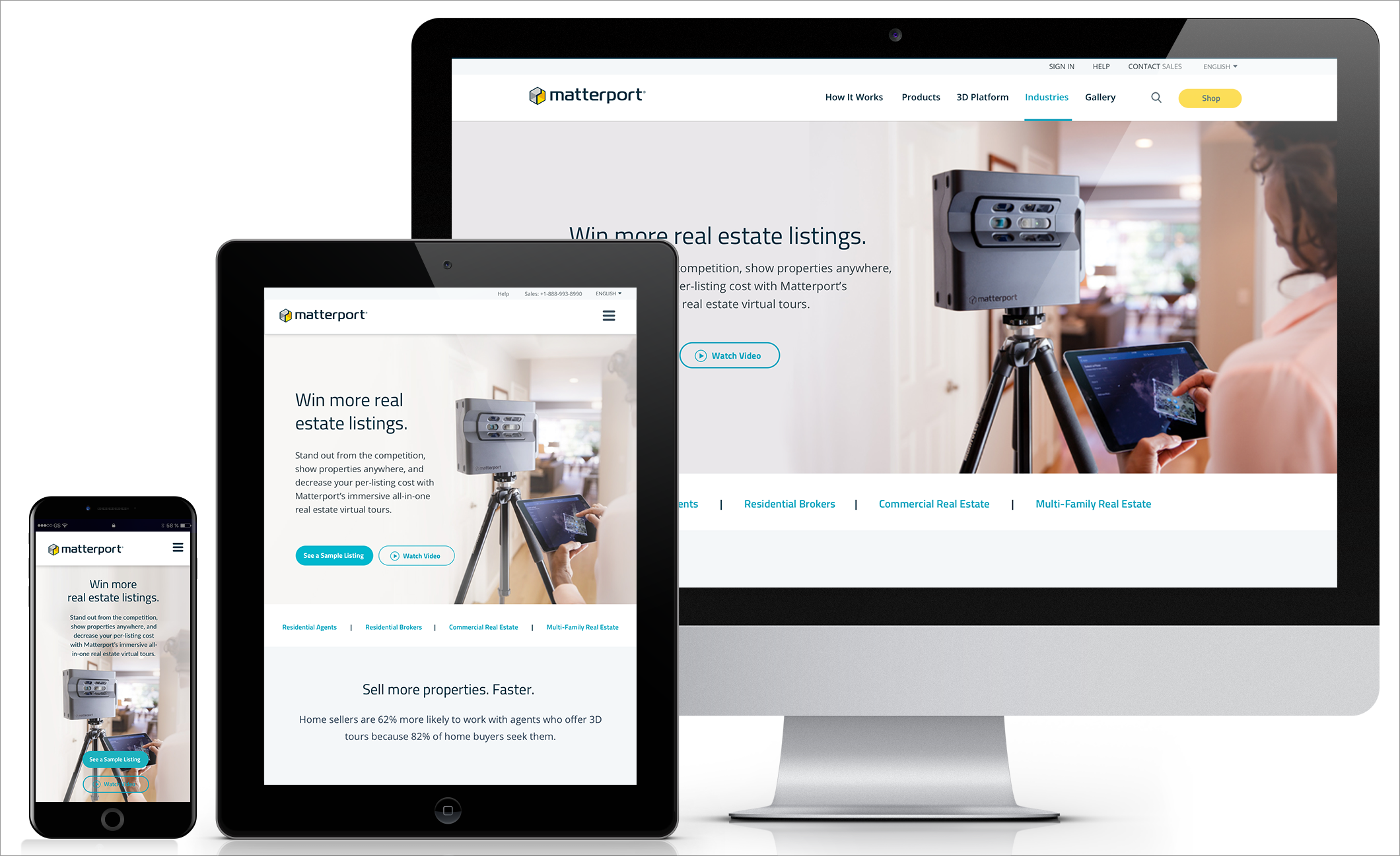 Matterport real estate